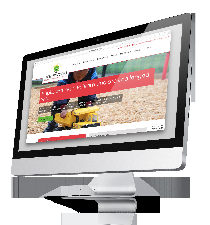 iMac-hazlewoodwebsite